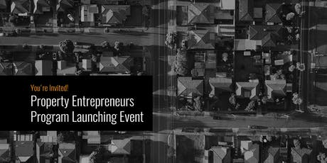 Property Entrepreneurs Program Launching Event tickets