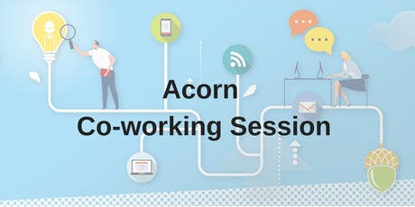 Acorn Co-working Mastermind Session   tickets