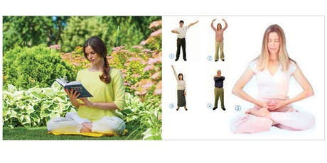 Falun Dafa 9-Day Meditation Workshop (Each day 2 hours) tickets