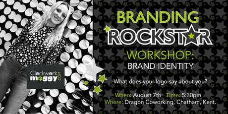 Brand Identity Rockstar - The importance of logo design tickets