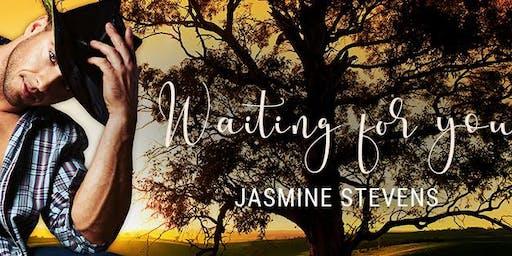 Author event: Waiting for you by Jasmine Stevens - Tea Gardens