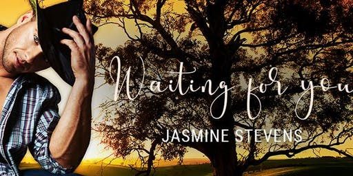 Author event: Waiting for you by Jasmine Stevens - Harrington