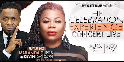 LCE's The Celebration Experience Concert LIVE!