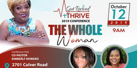 Get Revived + Thrive 2019 tickets