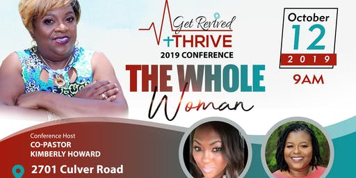 Get Revived + Thrive 2019