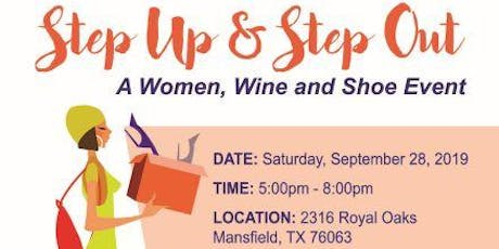 Step Up & Step Out tickets