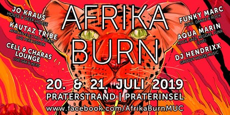 Afrika Burn Tickets