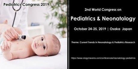 Pediatrics Congress 2019 tickets