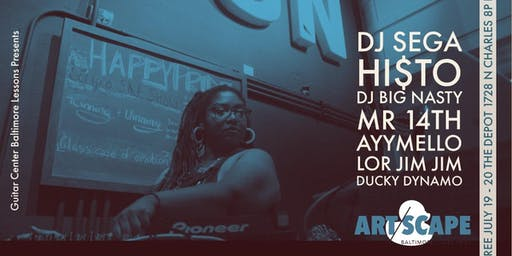 DuckyDynamo & Friends at The Depot Artscape Afterpartyyyyy