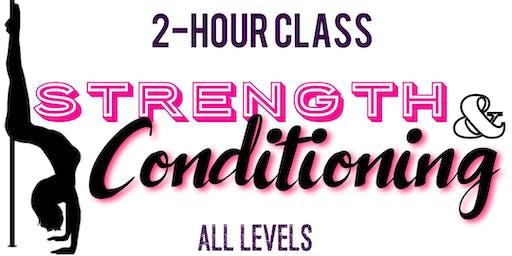 Sunday 7/28-- All Levels