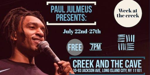 Paul Julmeus: Week at the Creek