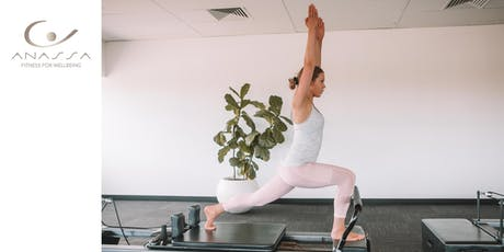 Pilates Classes with Anassa Fitness Studio tickets