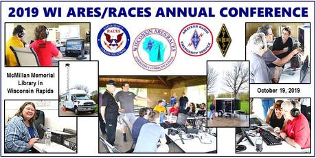 2019 Wisconsin ARES/RACES State Conference  tickets
