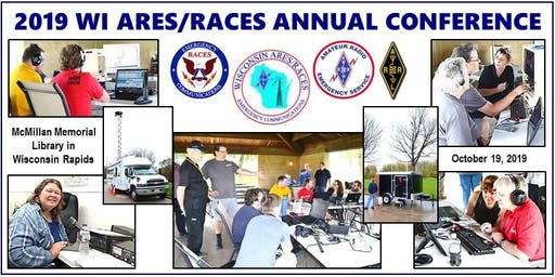 2019 Wisconsin ARES/RACES State Conference