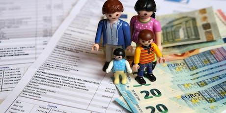 De Nouvelles Façons de Penser l'Impôt billets