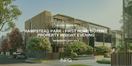 Hampstead Park - First Home Buyers Insight Evening tickets