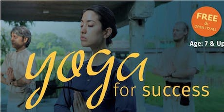 Yoga for Success  in Denton-FREE tickets