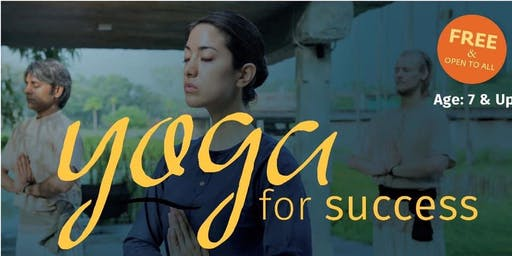 Yoga for Success  in Denton-FREE