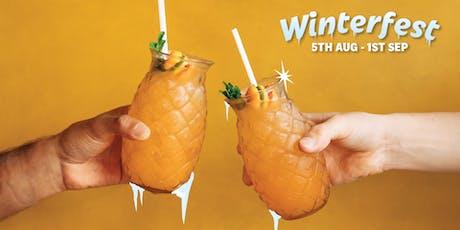 Winterfest - Burgers, Beer & Banter Masterclass tickets