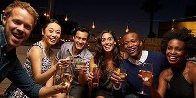 Make new friends with ladies & gents! (21-50) (FREE Drink/Hosted) AMS