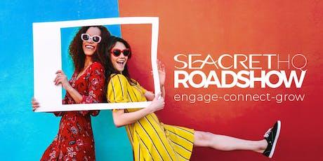 Seacret HQ Roadshow SYDNEY tickets