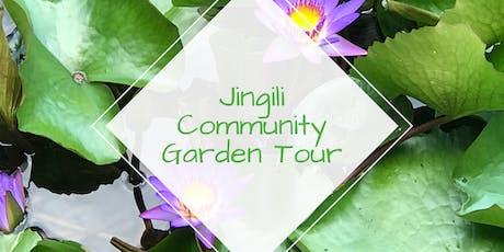 Seniors Month - Jingili Community Garden Tour  tickets