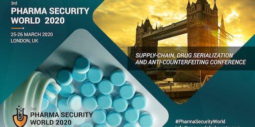 3rd PHARMA SECURITY WORLD 2020