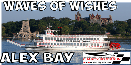 Waves of Wishes - ALEXANDRIA BAY tickets