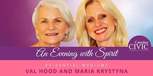 An Evening with Spirit - 24 October (Camden NSW)