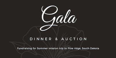 Gala+Silent Auction Fundraiser
