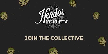 Hendo's Beer Collective tickets