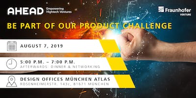 AHEAD Product Challenge