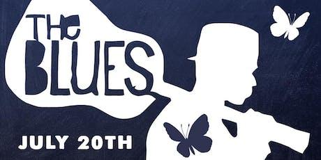Blues & Butterfly Festival tickets