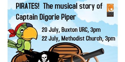 Pirates! The musical story of Captain Digorie Piper