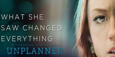 TAAM MOVIE SCREENING: Unplanned - 07/25/2019