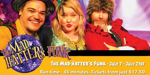 Mad Hatter's Funk - at Whoa! Studios