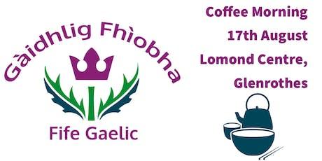 Gaelic Coffee Morning tickets