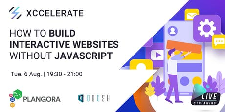How to Build Interactive Websites Without JavaScript tickets