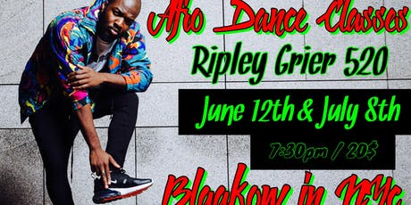 Afro w/ Blaakow | NYC | Jul 8th | Room 16J tickets