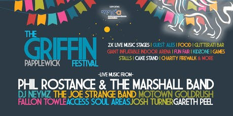 The Griffin Festival 2019 tickets