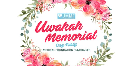UMMF Fundraiser/Day Party