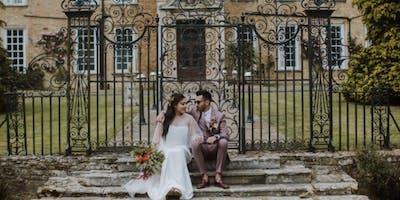 Hinwick Hall Marquee Wedding Fair
