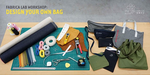 Fabrica Lab Workshop: Design Your Own Bag