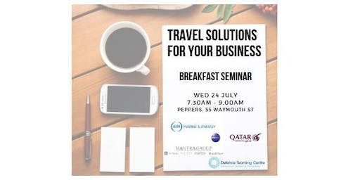 Travel Solutions for Your Business