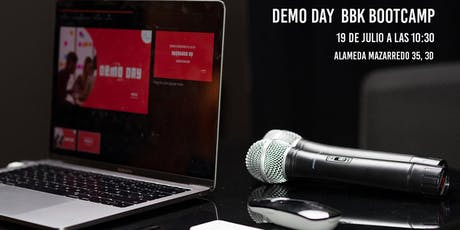 4º Demo Day BBK Bootcamp entradas