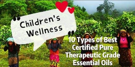 Children's Wellness With EO  tickets