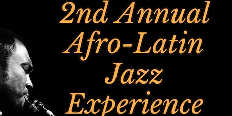 Flowers RDM and South LA Wine Club Present: 2nd Annual Afro-Latin Jazz Experience tickets