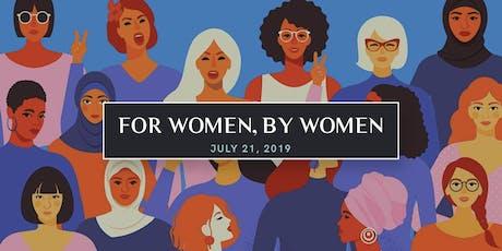 For Women, By Women Fundraiser  tickets