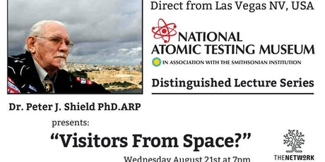 Speaker Series: Visitors From Space tickets