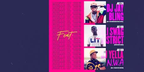Fridays at Empire July BIG 3 Feat Dj Jay Bling - Cali Swag - Dj Yella ! tickets